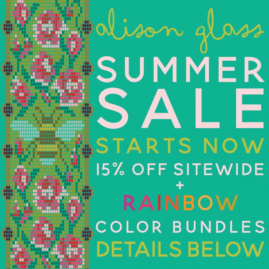 2019 alison glass summer sale