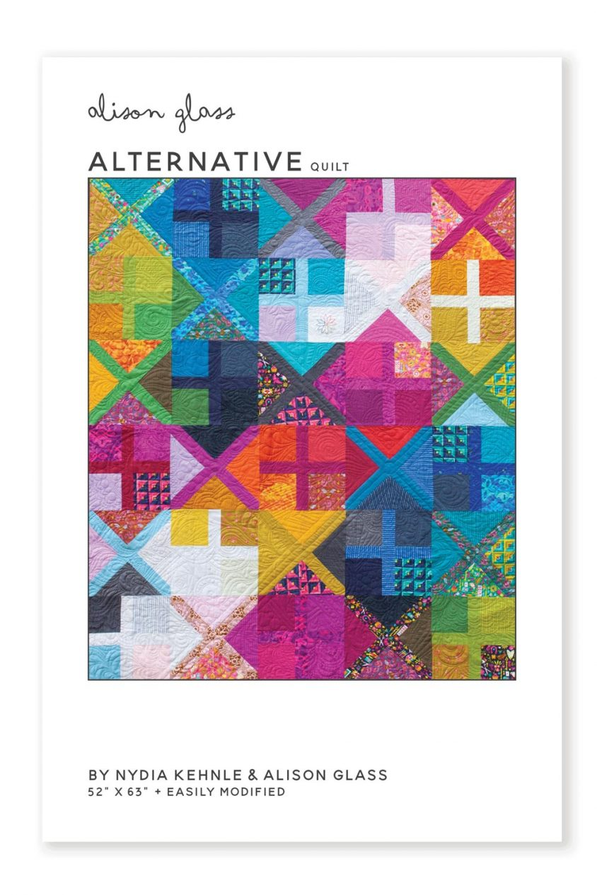 alternative quilt pattern