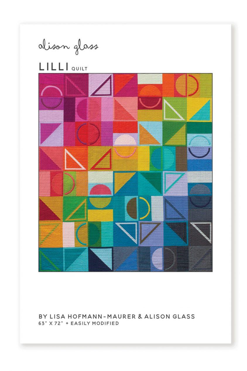 lilli quilt pattern