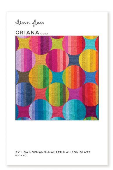 oriana quilt pattern