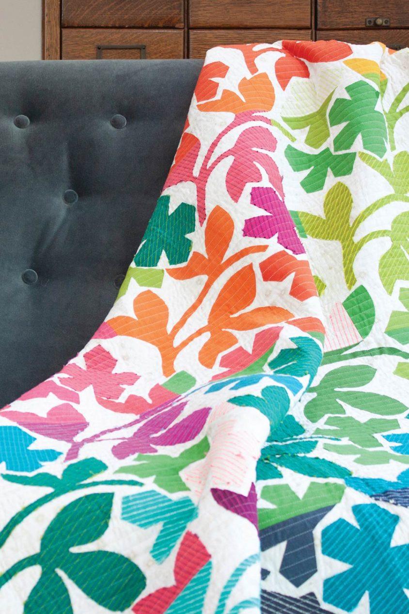 tuberose quilt