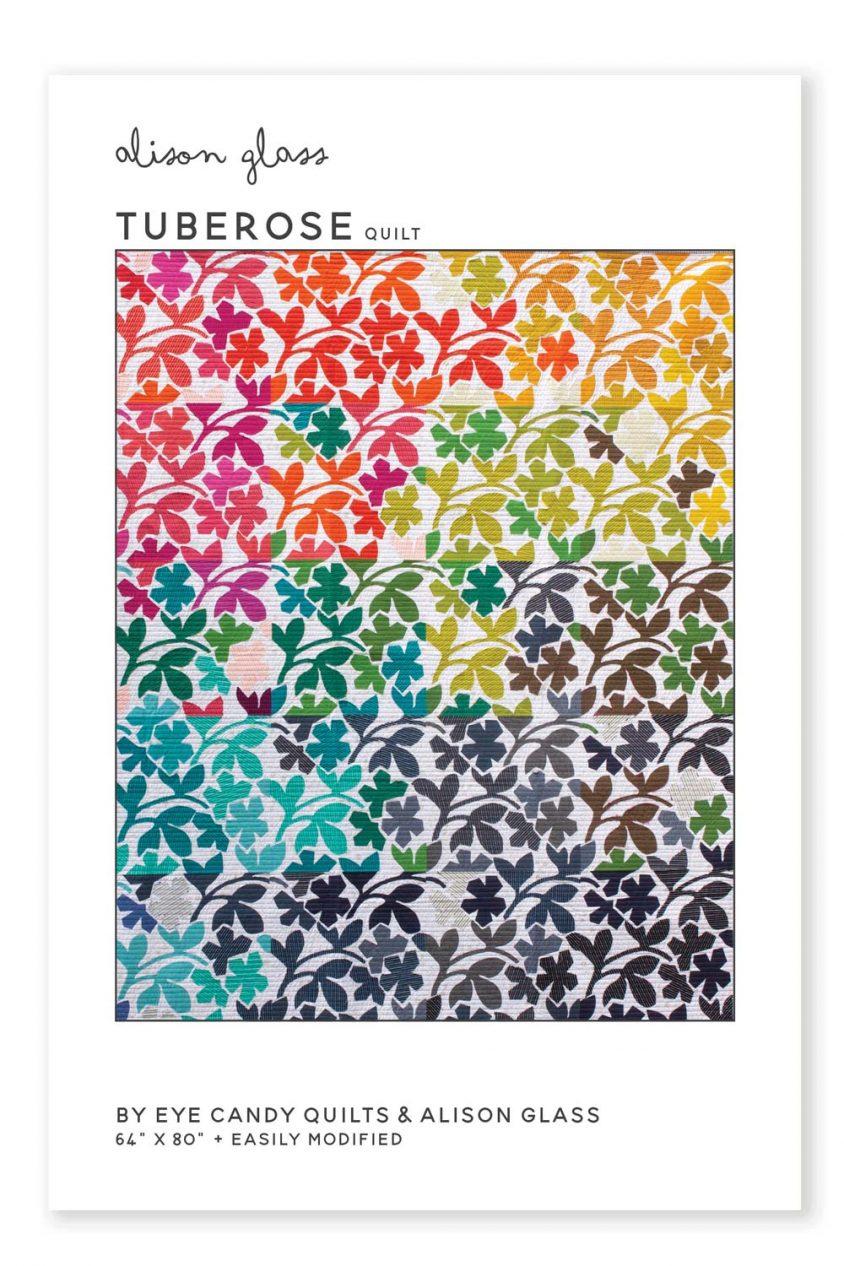 tuberose quilt pattern
