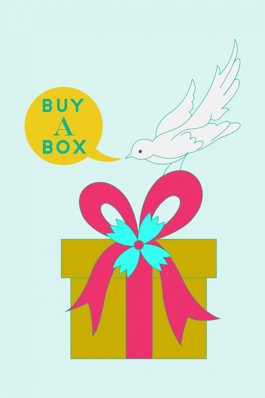 buy a box for the 12 days of holiday specials