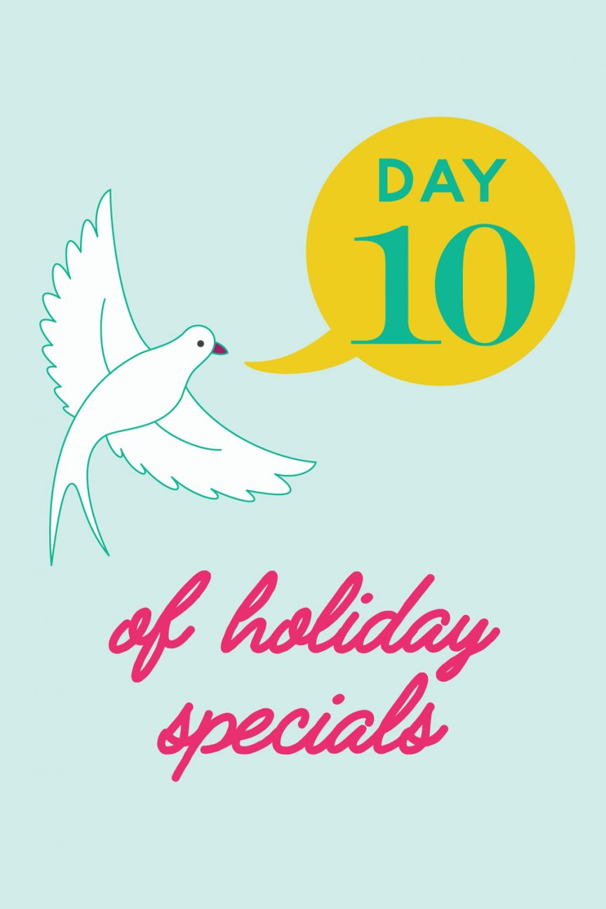 day 10 alison glass holiday special