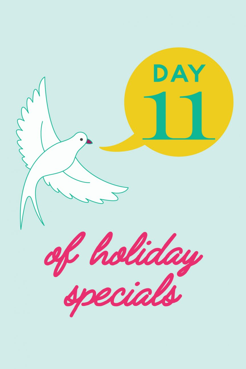 day 11 alison glass holiday special