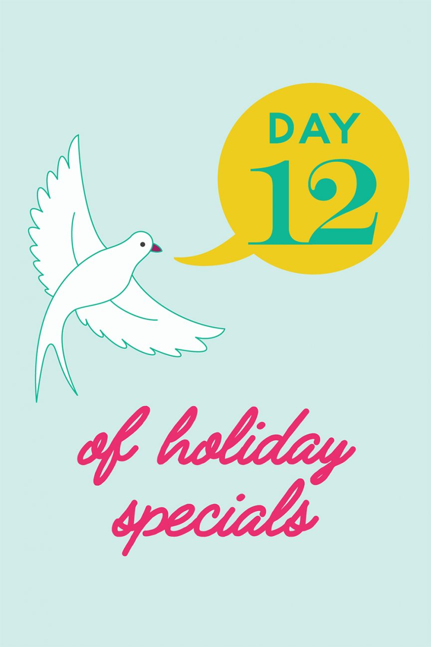 day 12 alison glass holiday special