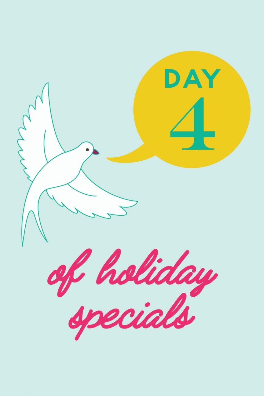 day 4 alison glass holiday special