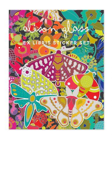 ex libris sticker pack
