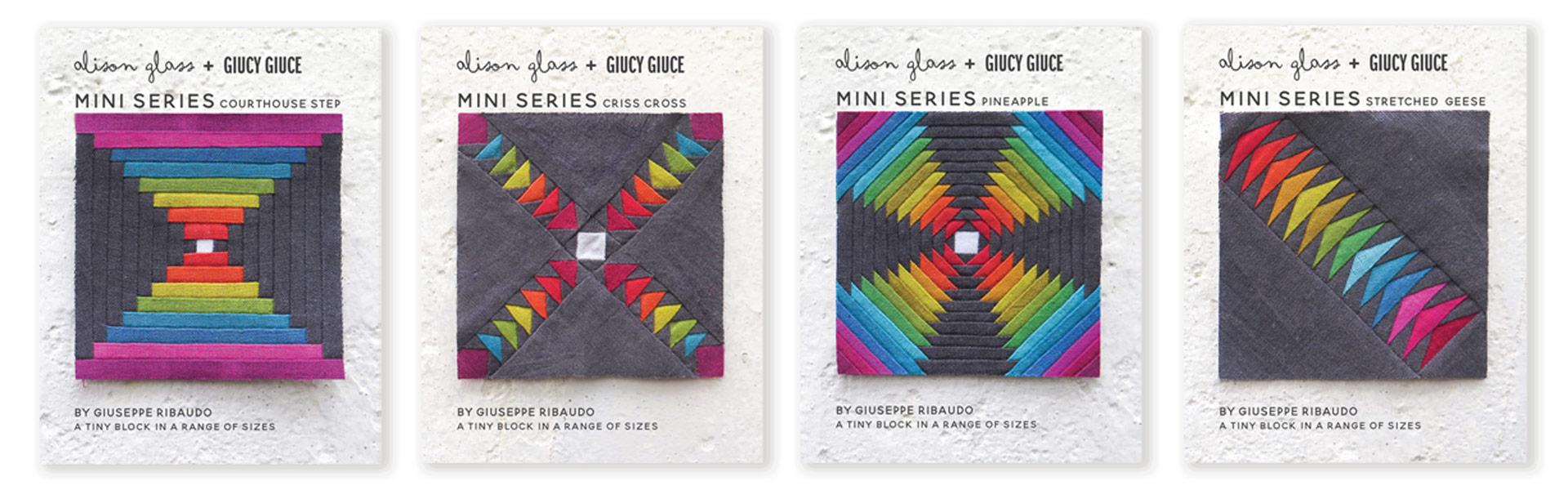 mini series sew along