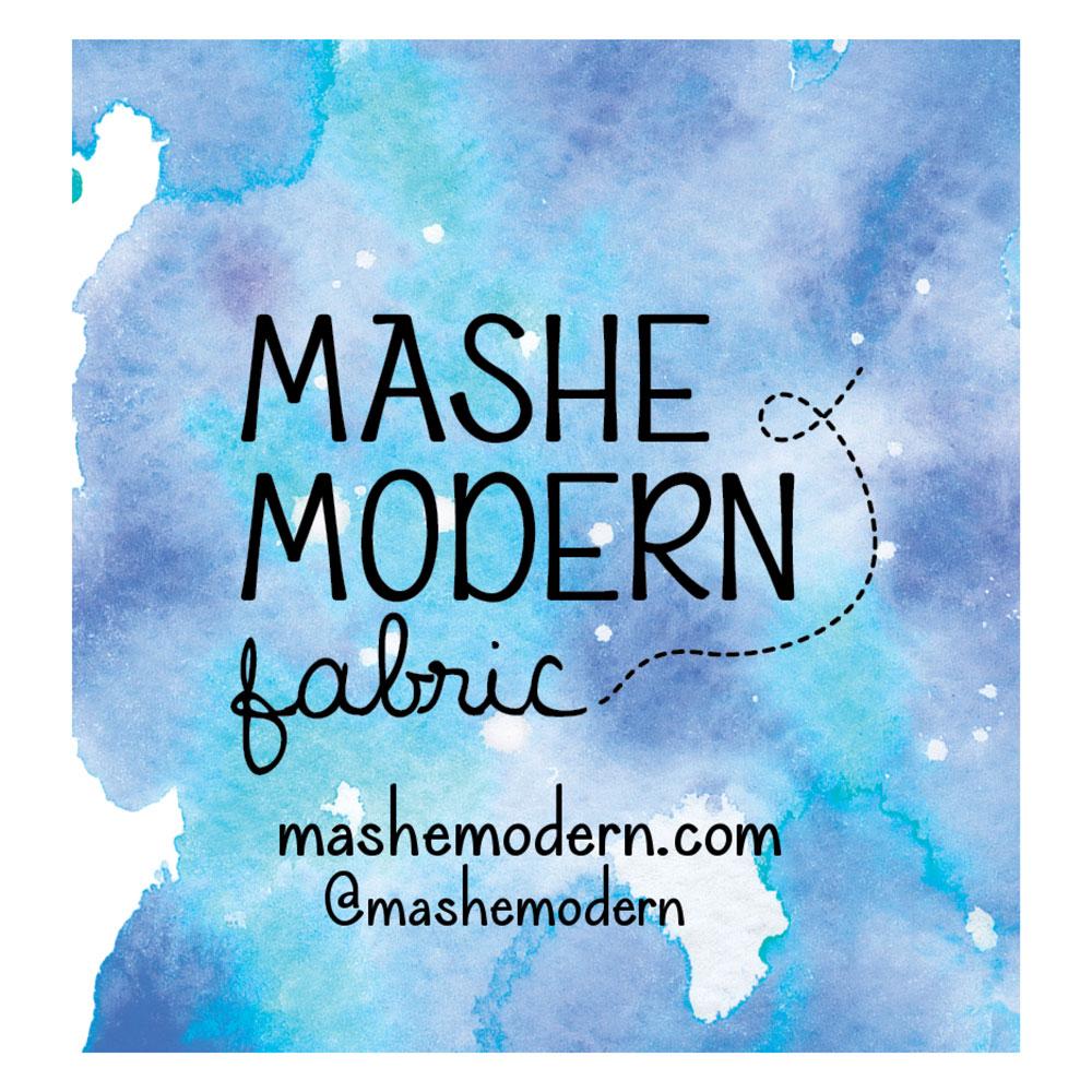 mashe modern fabric