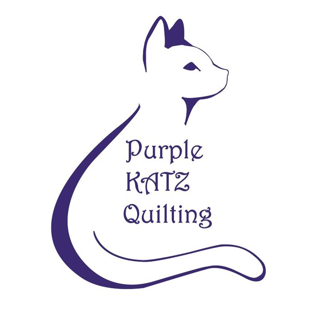 purple katz quilting