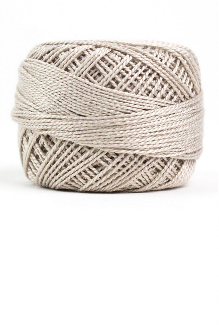 eleganza perle cotton in flax