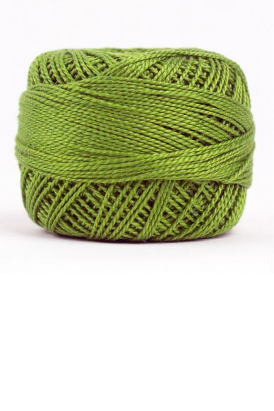 eleganza perle cotton in olive