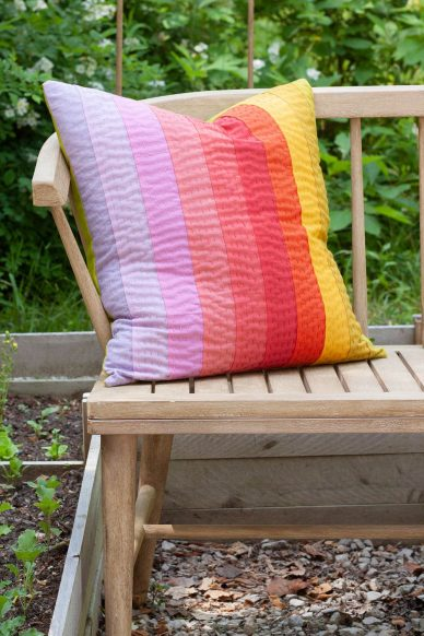 kaleidoscope pillow kit