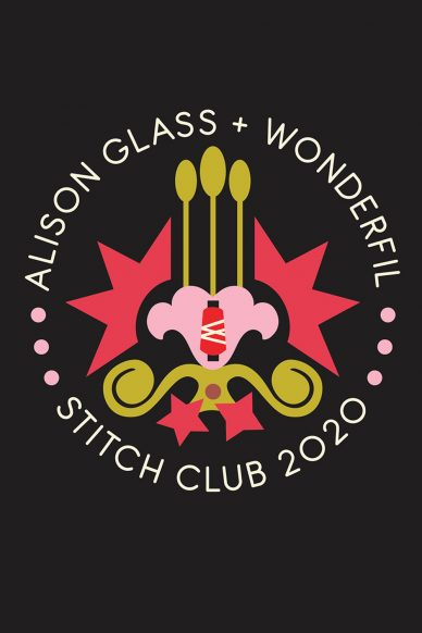 alison glass stitch club