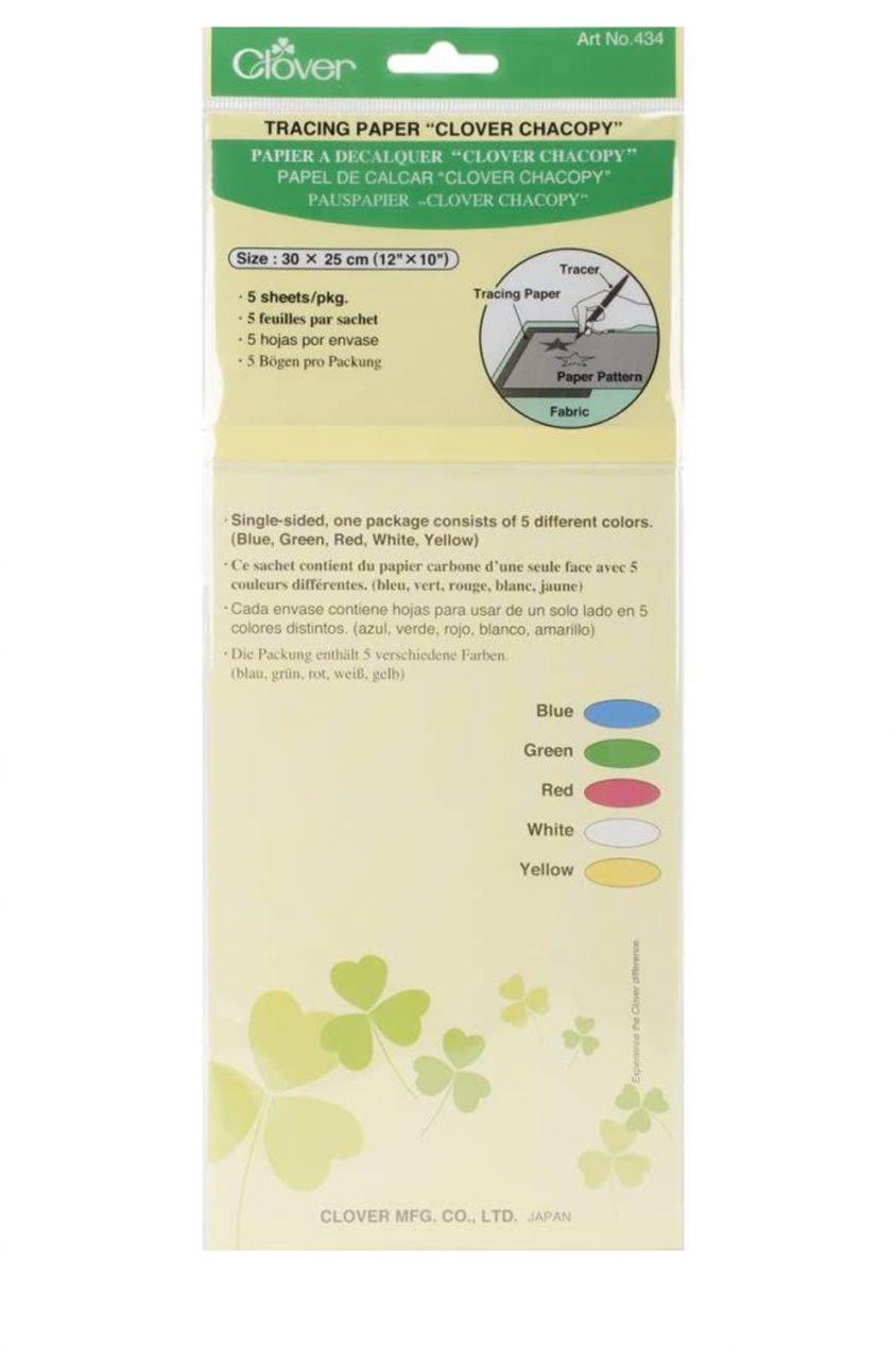 clover carbon paper