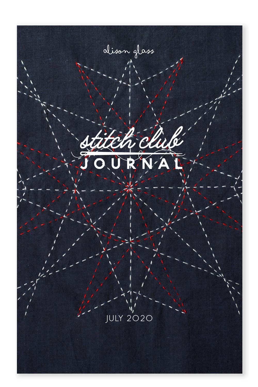 stitch club journal july