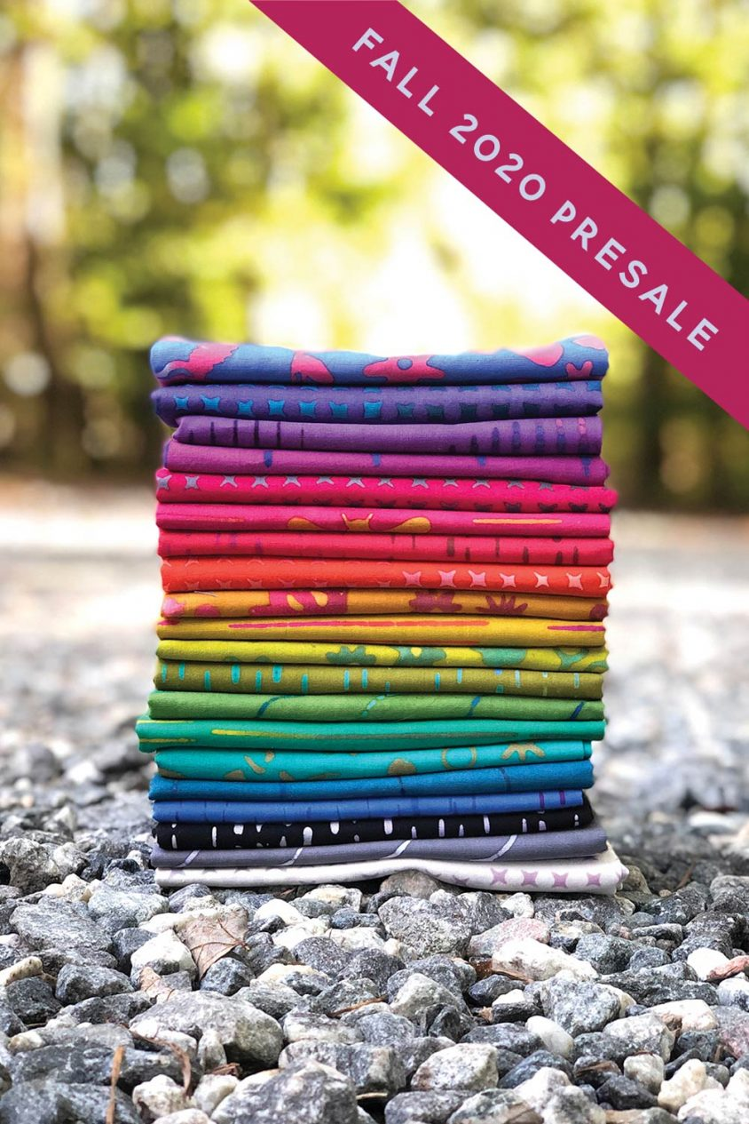 stitched handcrafted bundle presale