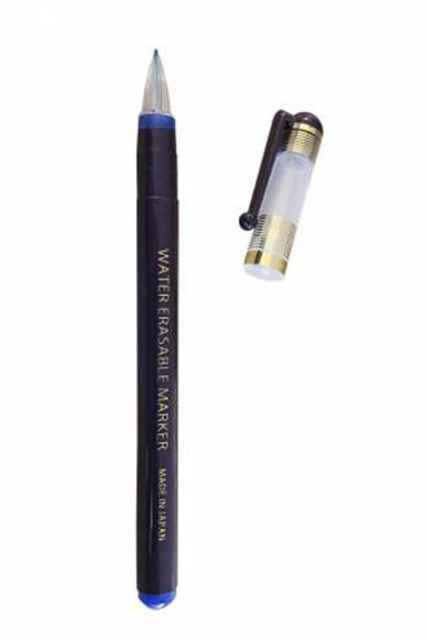 water erasable extra fine tip pen