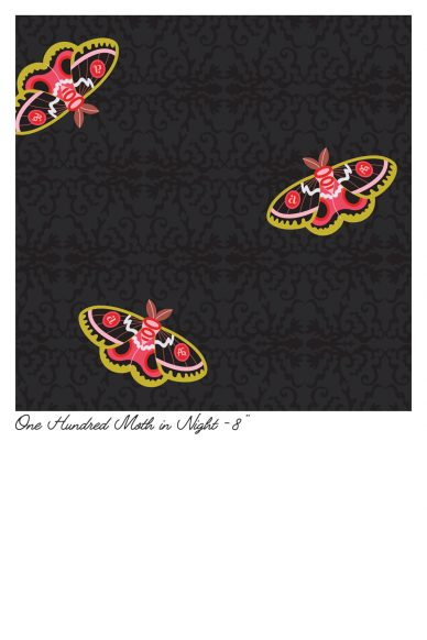 art theory one hunderd moth in night yardage