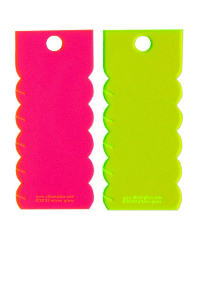 neon thread winders