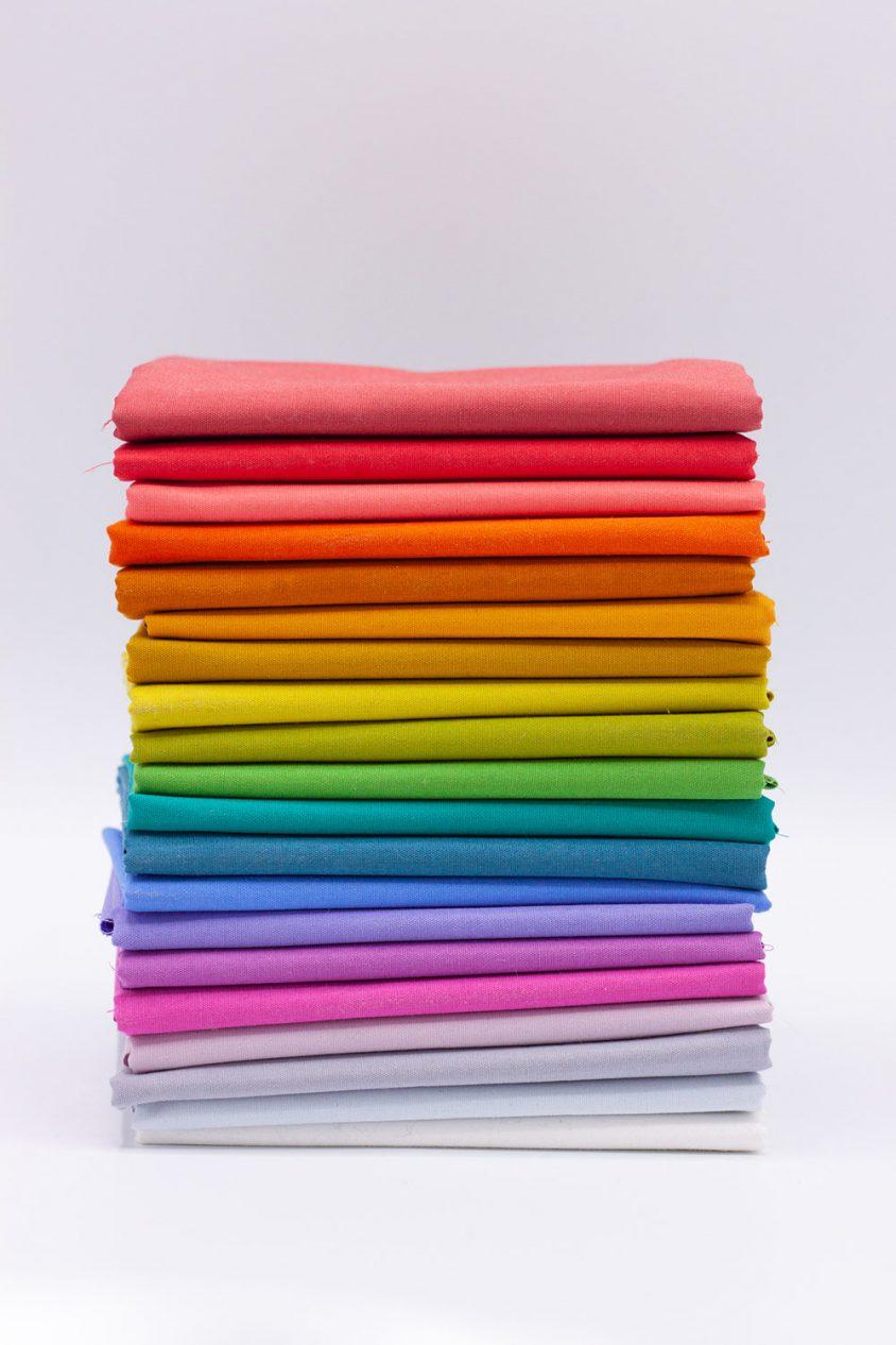 hopscotch andover century solids bundle