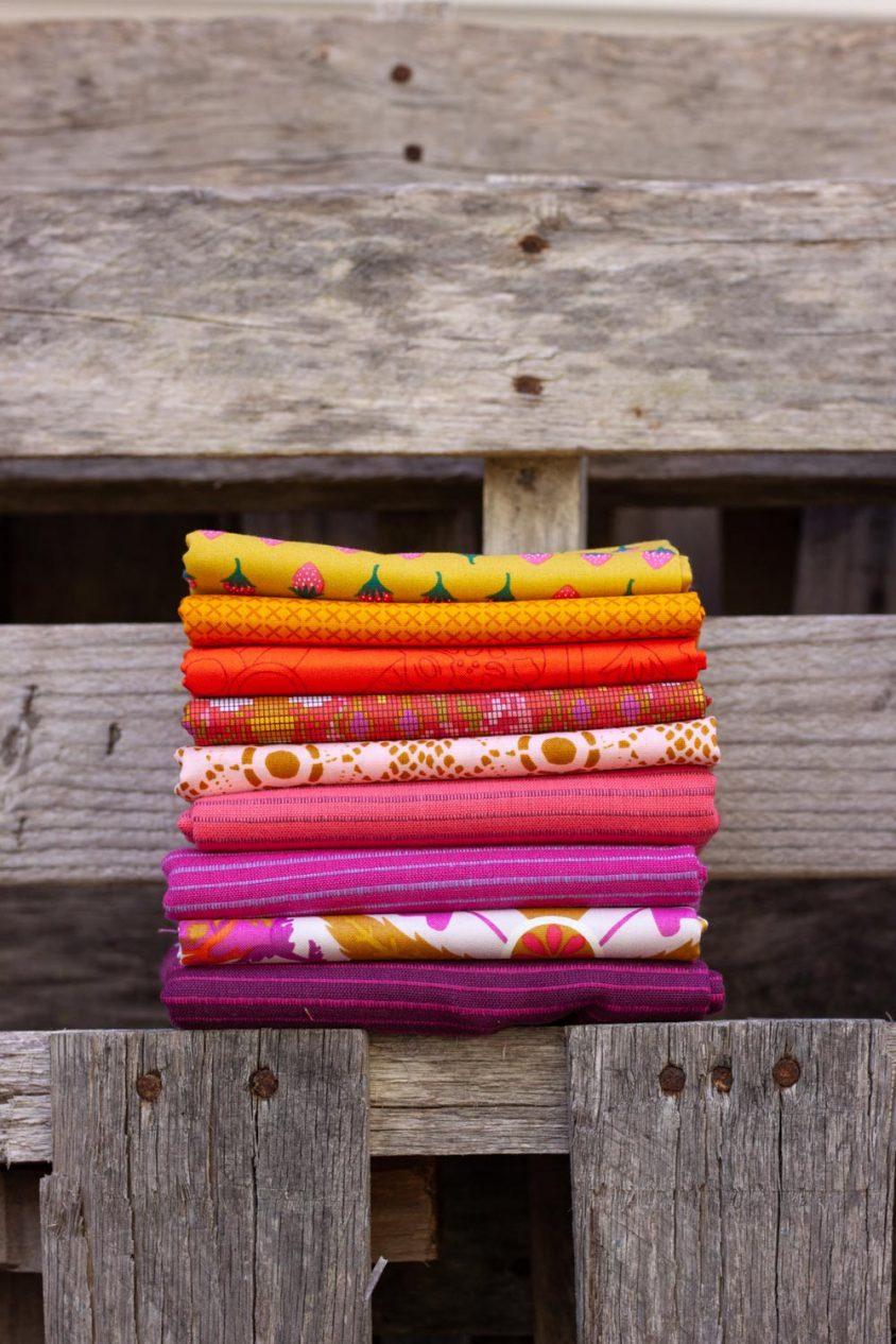 spring remix bundle warm color
