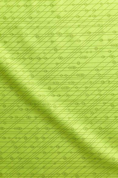 sun print luminance lattitude in lime yardage