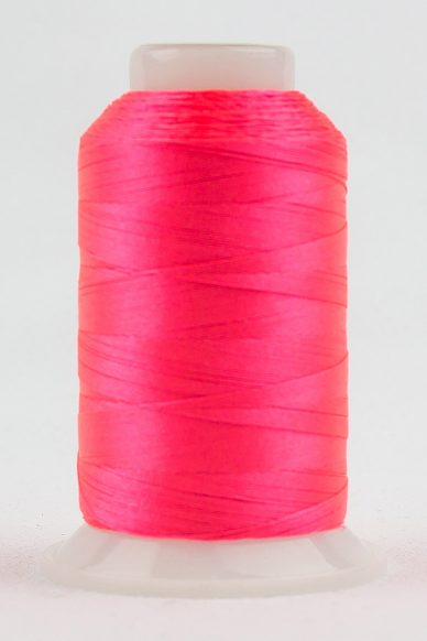 fabulux by wonderfil neon peach thread